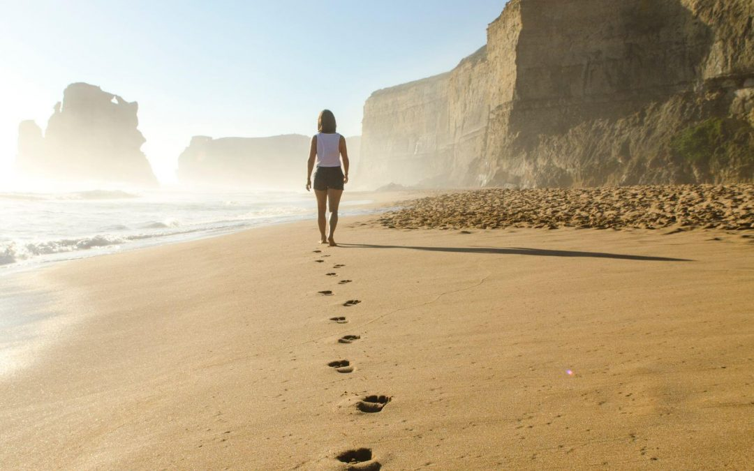 Un viaje de mil kilómetros debe comenzar con un solo paso